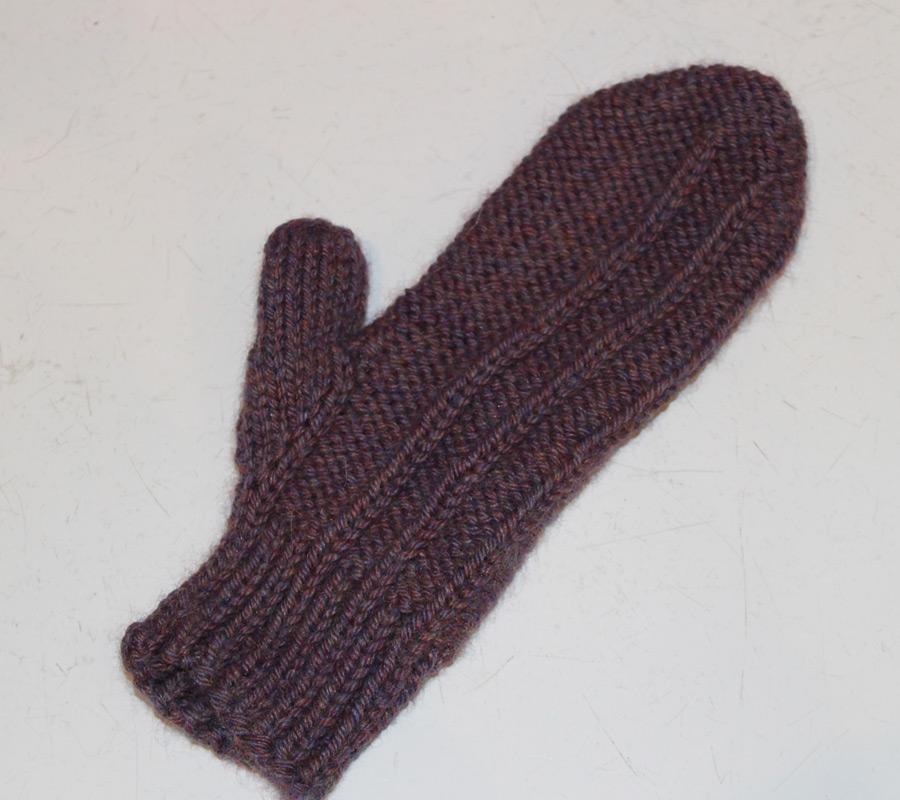 Fingerless Gloves Knitting Pattern Magic Loop : Magic Loop Mitts / Mittens 614 Knit Studio