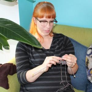 Beginning Knitting Part 1