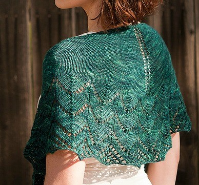 Traveling Woman: An Intro To Lace Shawls