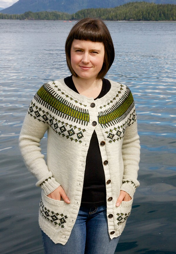 Clayoquot Sweater