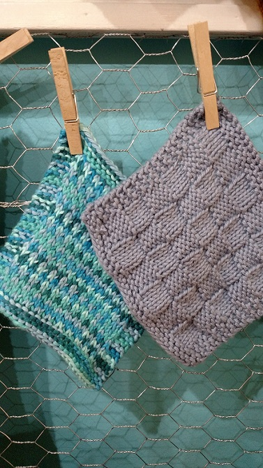 Design Your Own Dishcloth