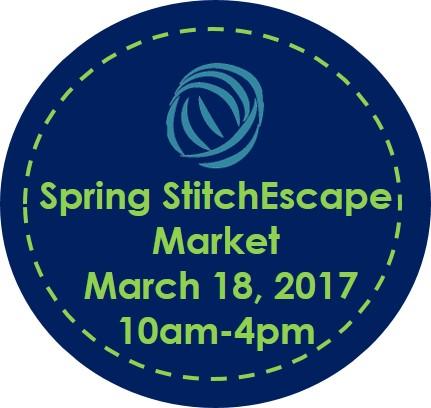 Spring StitchEscape – Market Ticket Only