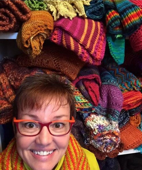 50 Shades Of Shawls With Cori Eichelberger