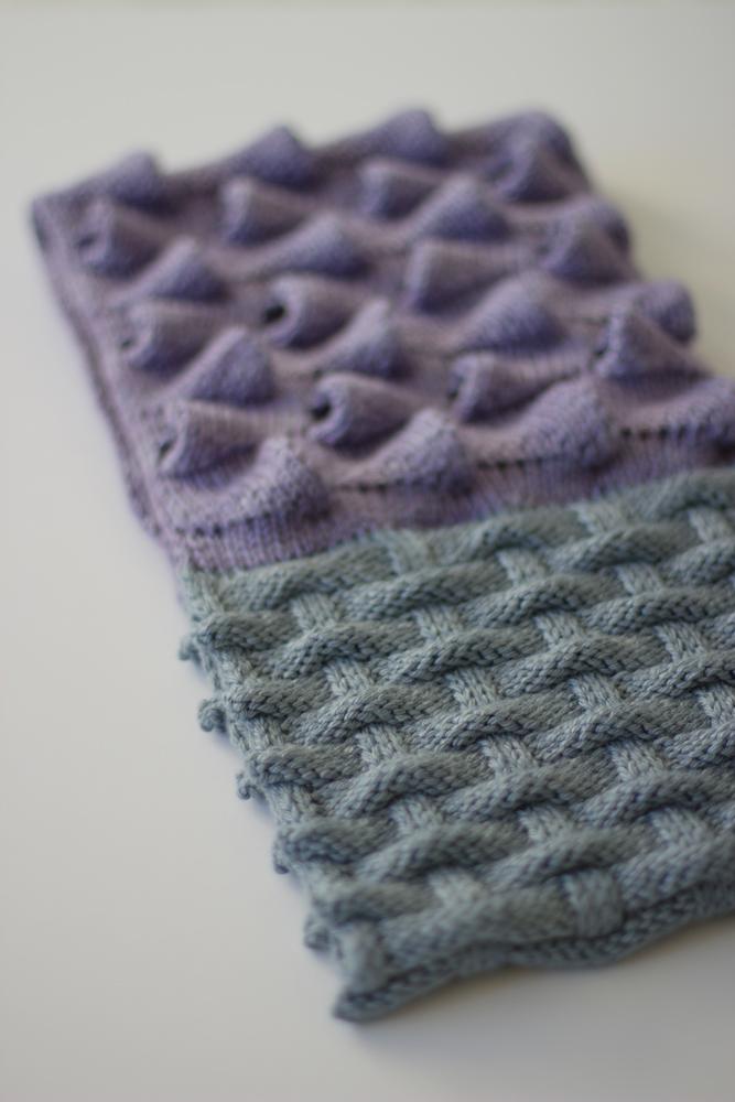 3Dimensional Knitwear: Ginga Cowl With Olgajazzy